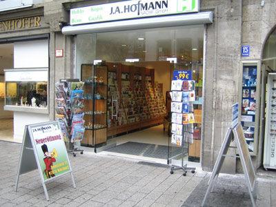 City Ladengeschäft Domstraße
