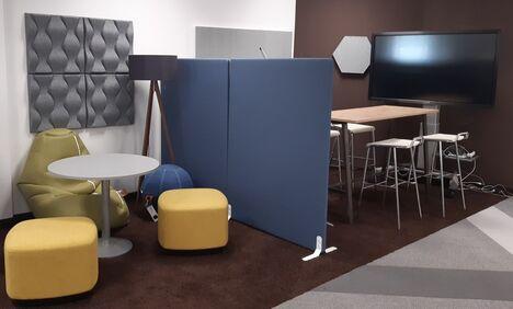 Büromöbel - Lounge