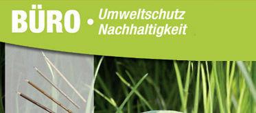 Nachhaltigkeitsbroschüre
