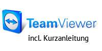 TeamViewer inkl. Kurzanleitung