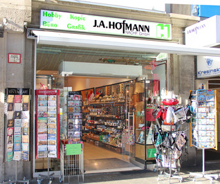 J.A. Hofmann Domstraße