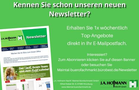 Erhalten Sie top Angebote direkt in Ihr E-Mailpostfach (2)